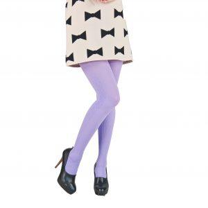 Ciorapi pantalon Alina Style-lavanda