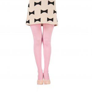 Ciorapi pantalon Alina Style-roz