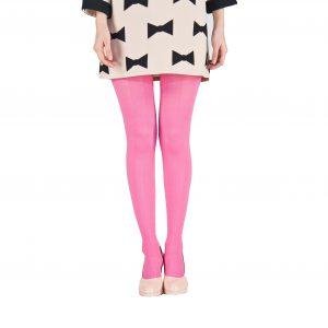 Ciorapi pantalon Alina Style-trandafiriu