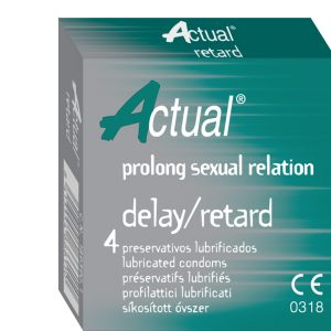 Prezervative Actual Retard-Delay