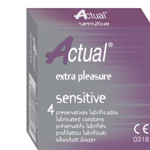 Prezervative Actual Sensitive