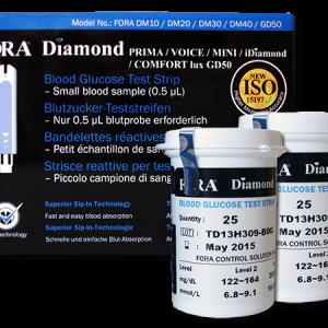 teste fora diamond