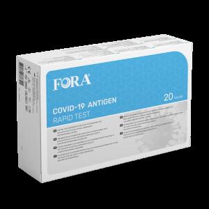 FORA COVID-ANTIGEN_Box_Mockup_LEFT_7 languages
